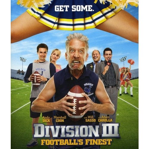 Division III: Football's Finest (Blu-ray) (Widescreen)