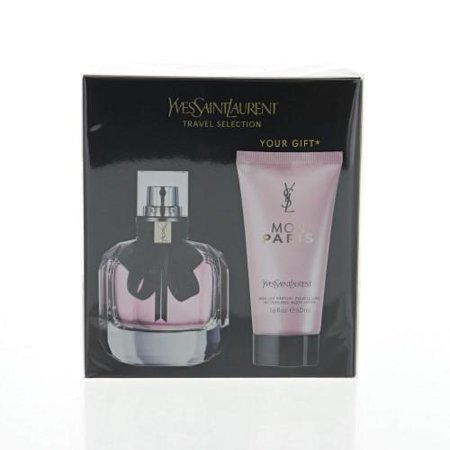 Yves Saint Laurent Rose Blush - Yves Saint Laurent Mon Paris Ysl By Yves Saint Laurent 2 Piece Gift Set - 1.6 Oz Eau De Parfum Spray, 1.6 Oz Body Lotion