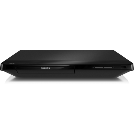 refurbished phillips blue ray disc dvd player w 3d. Black Bedroom Furniture Sets. Home Design Ideas