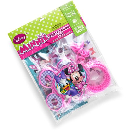 Hallmark Party Disney Minnie Mouse Party Favor Pack