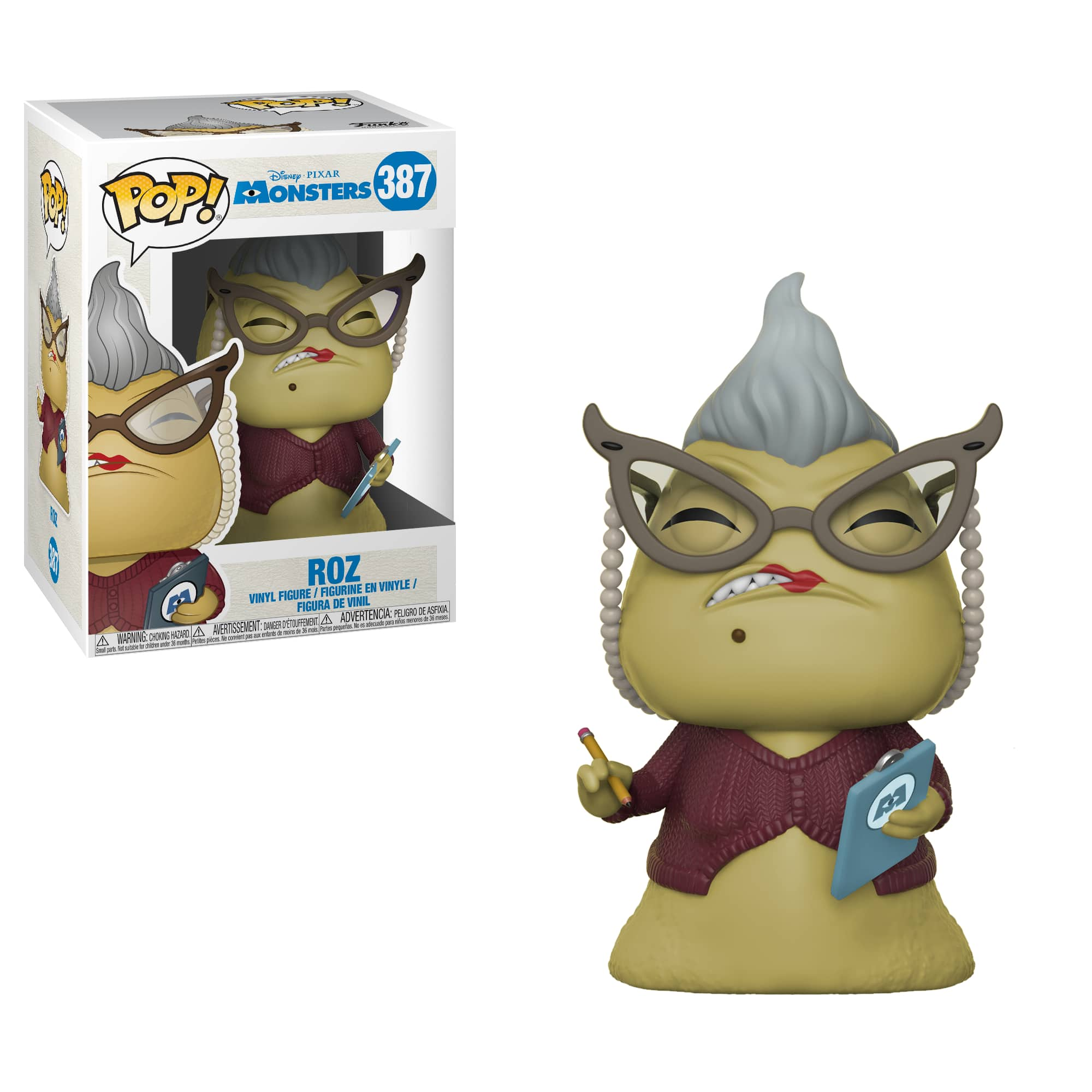 POP Disney: Monster's Inc. - Roz