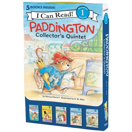 Paddington Collector's Quintet : 5 Fun-Filled Stories in 1