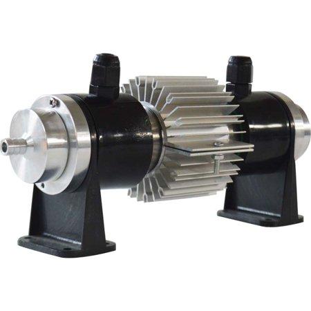 INTBUYING 7g Ozone Generator Quartz Water Treatment Tube Air Purifier+Power covid 19 (Delzone Uv Ozone Generator coronavirus)