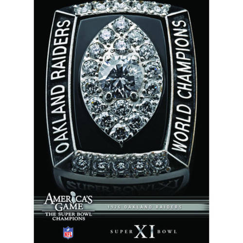 NFL America's Game: 1976 Raiders (Super Bowl Xi) ( (DVD)) by Allied Vaughn