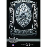 NFL America's Game: 1976 Raiders (Super Bowl Xi) by Allied Vaughn