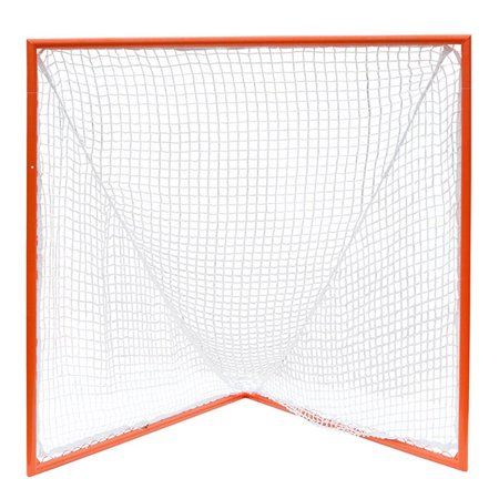 Champion Sports Official Size Pro Lacrosse Goal with 5mm