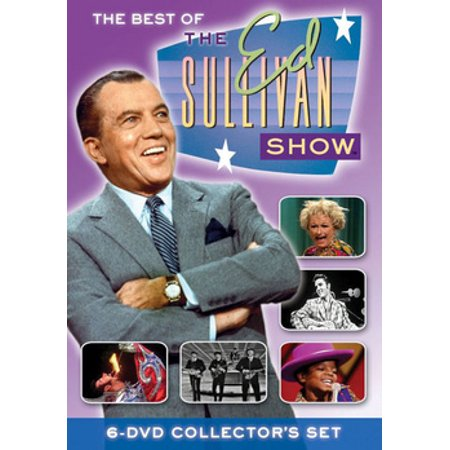 The Best of the Ed Sullivan Show (DVD) (Top 10 Best Comedy Shows)