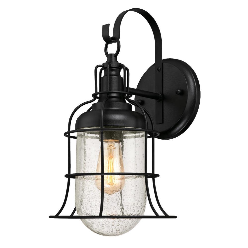 """Westinghouse 6347100 Tavern 1-Light 15-3/8"""" Tall Outdoor Wall Sconce"""