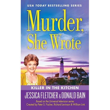 Murder, She Wrote: Killer in the Kitchen - eBook