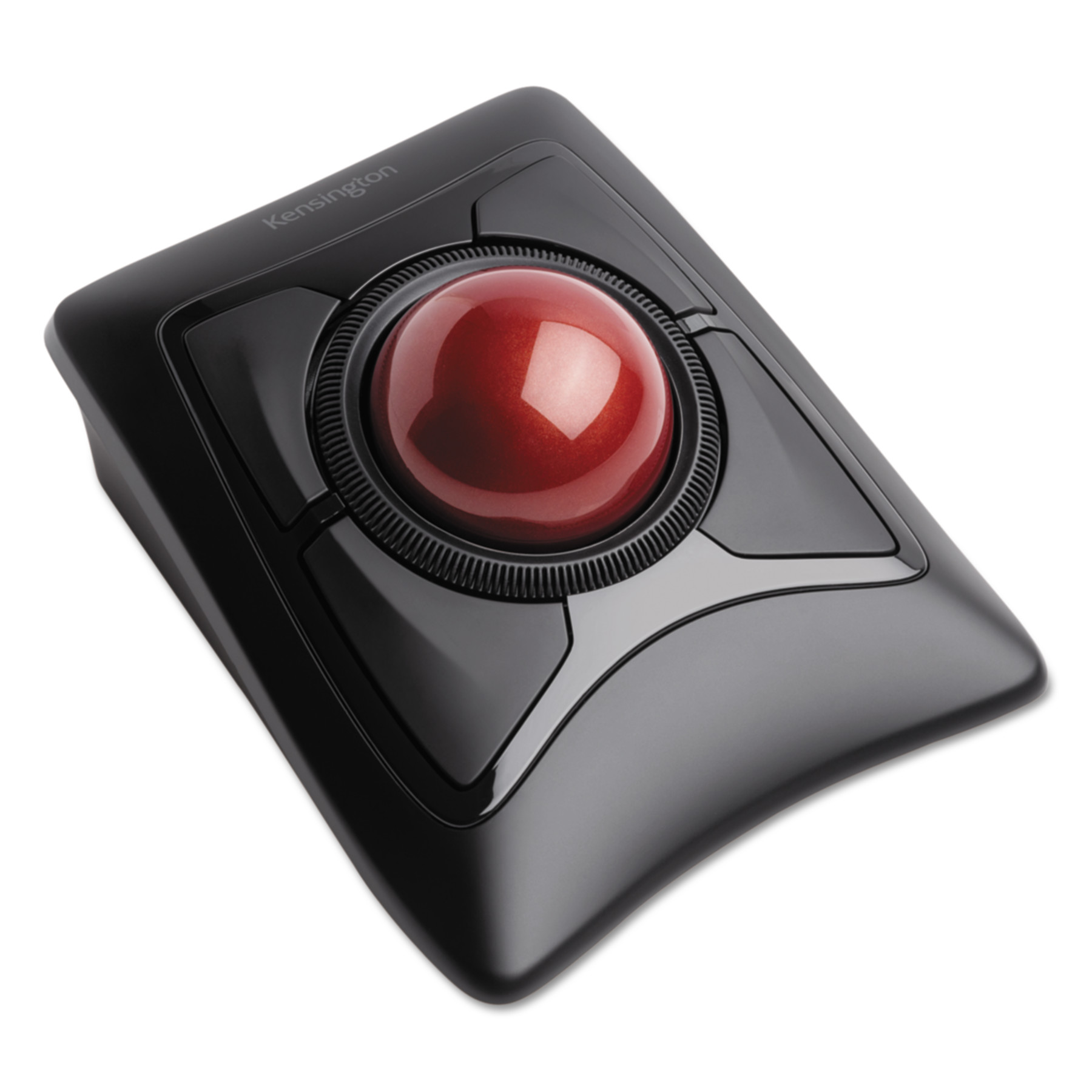 Kensington Expert Mouse Wireless Trackball, Four Buttons, Black by Kensington