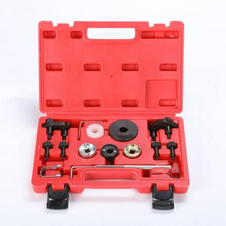 Engine Camshaft Locking Alignment Timing Tool Kit fit Audi VW SKODA VAG 1.8 2.0 TFSI EA888 SF0233