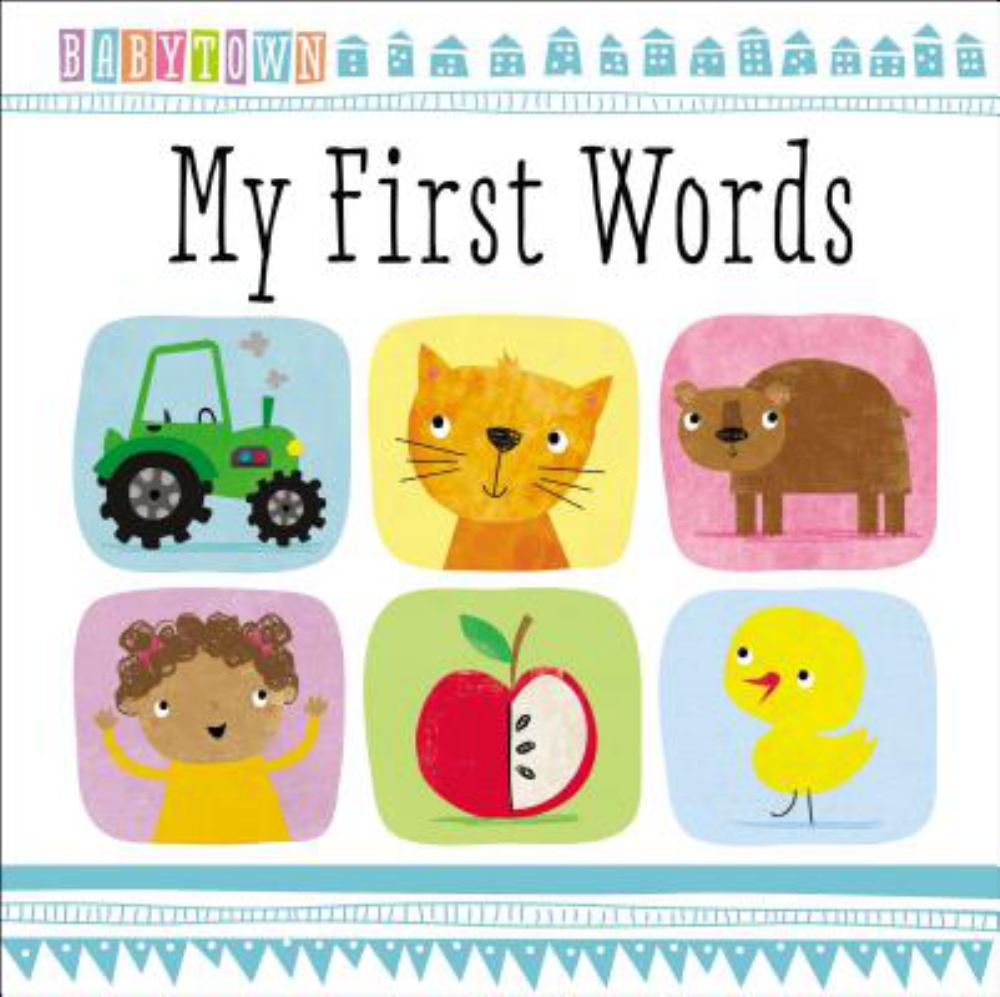 Babytown My First Words