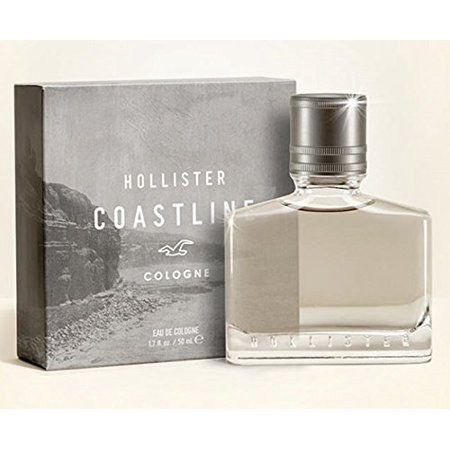 Coastline By Hollister 1 7 Ounce   50 Ml Eau De Cologne  Edc  Men Cologne Spray