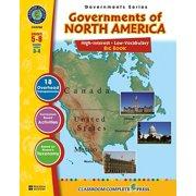 Governments of North America Big Book