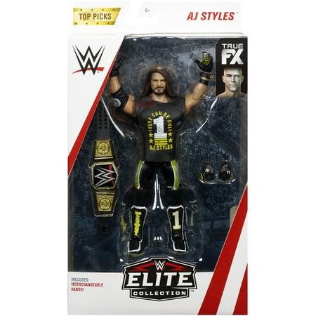 AJ Styles - WWE Elite