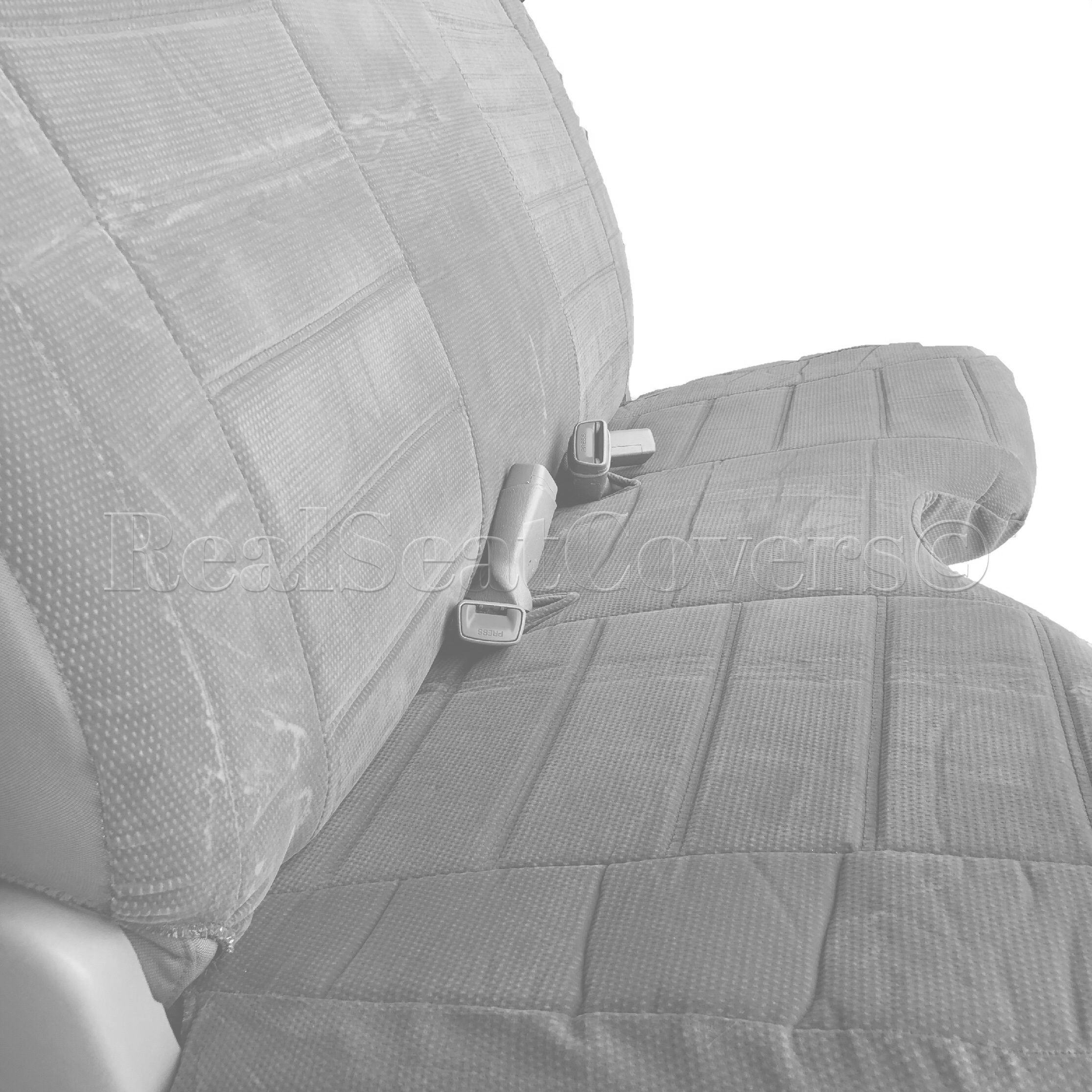Enjoyable Rsc Us Automotive Grade A27 Chevy S10 Gmc Sonoma S15 Bench Seat Covers Molded Headrest 5 To 7 Shifter Cutout Beige Pdpeps Interior Chair Design Pdpepsorg