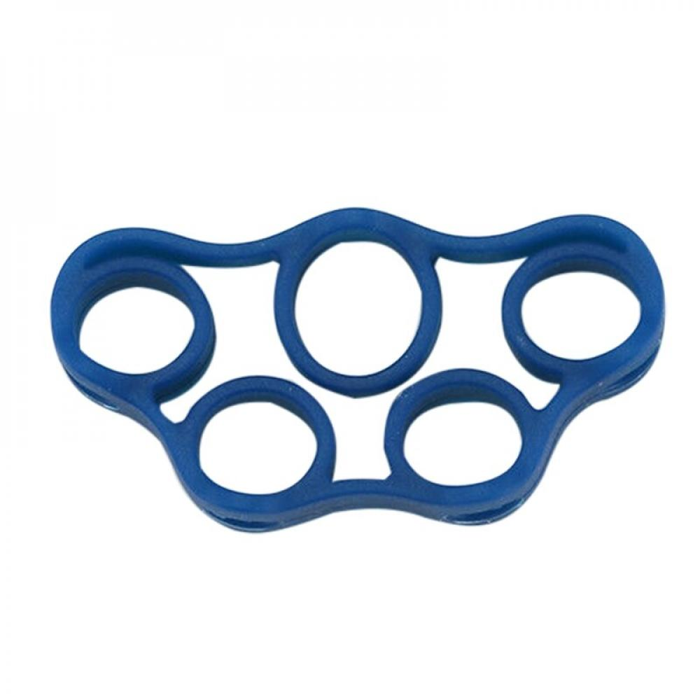 Hand Gripper Silicone Finger Expander Exercise Hand Grip Wrist Strength Trainer