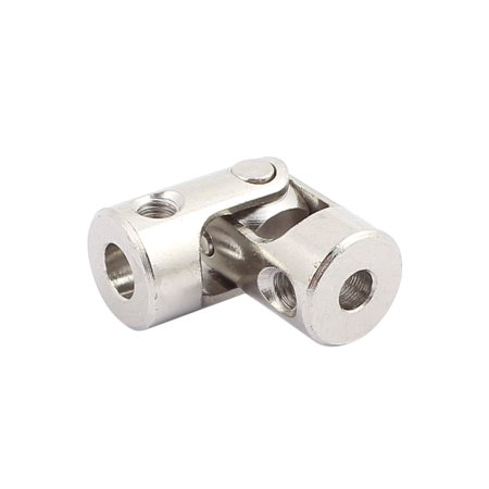 4mm to 3mm Inner Dia Rotatable Universal Steering Shaft U Joint Coupler - image 1 of 2