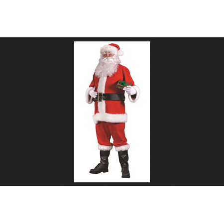 Santa Economy Adult Suit - Infant Santa Suit