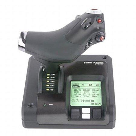 (Saitek Pro Flight X52 Pro Flight System for PC - Cable - USB - PC)