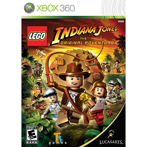 Lego Indiana Jones (Xbox 360)