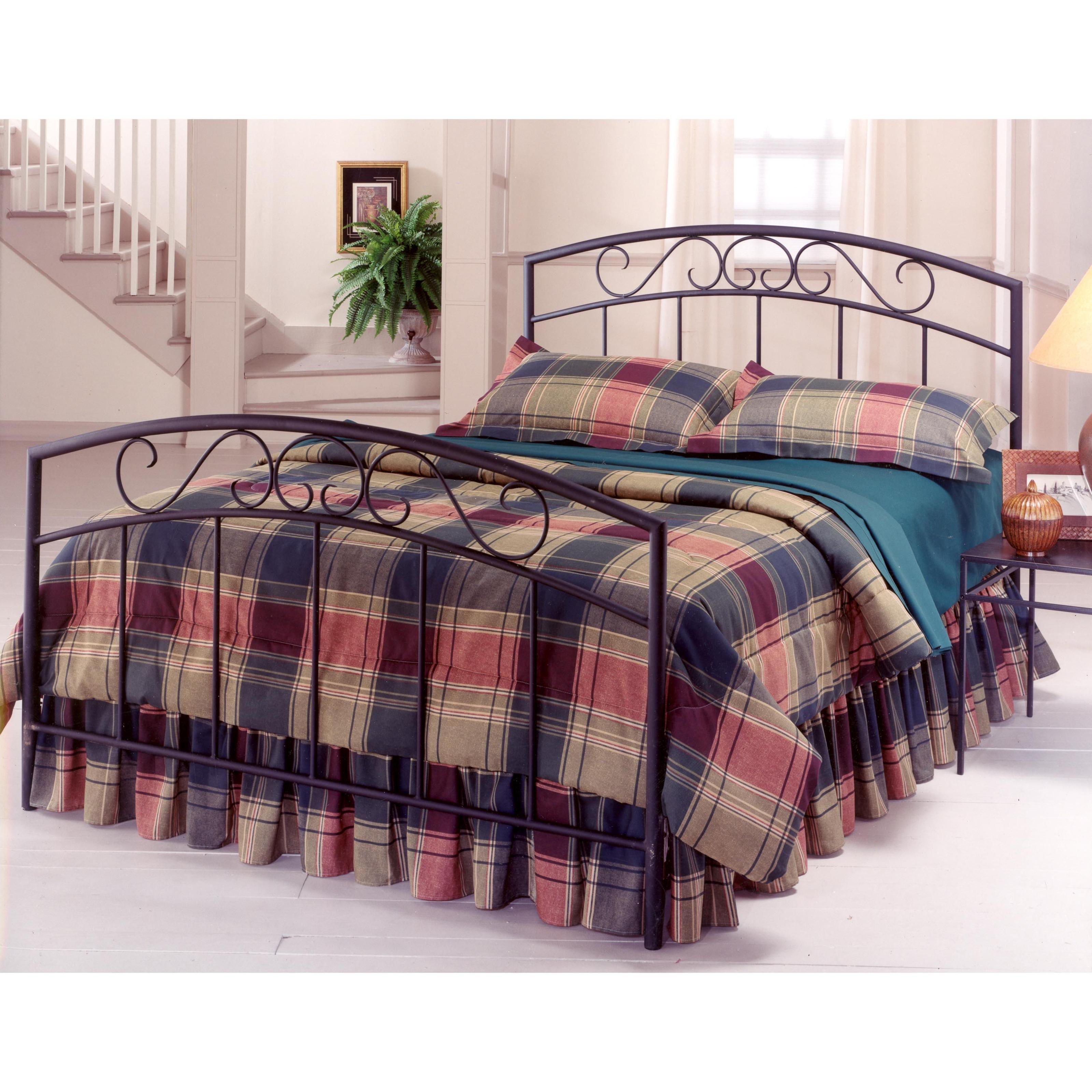 Hillsdale Wendell Metal Bed