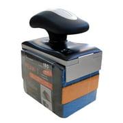 Rolling Dog R90026 3 Pack Sanding Block with Adjustable Handle Sponge, Pack of 6