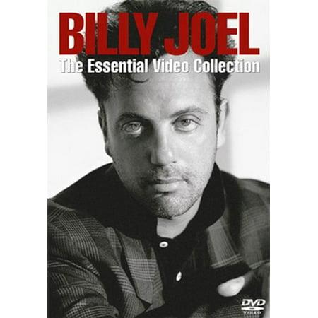 Billy Joel: The Essential Video Collection - Billy Joel Memorabilia
