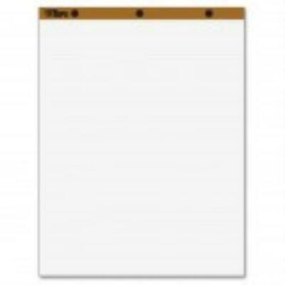 Tops Plain Paper Easel Pad - 4 per carton - 50 Sheet - 16.00 lb - 27