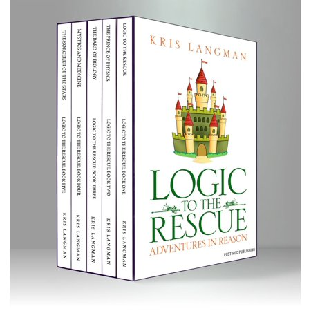 Logic to the Rescue Boxed Set - eBook