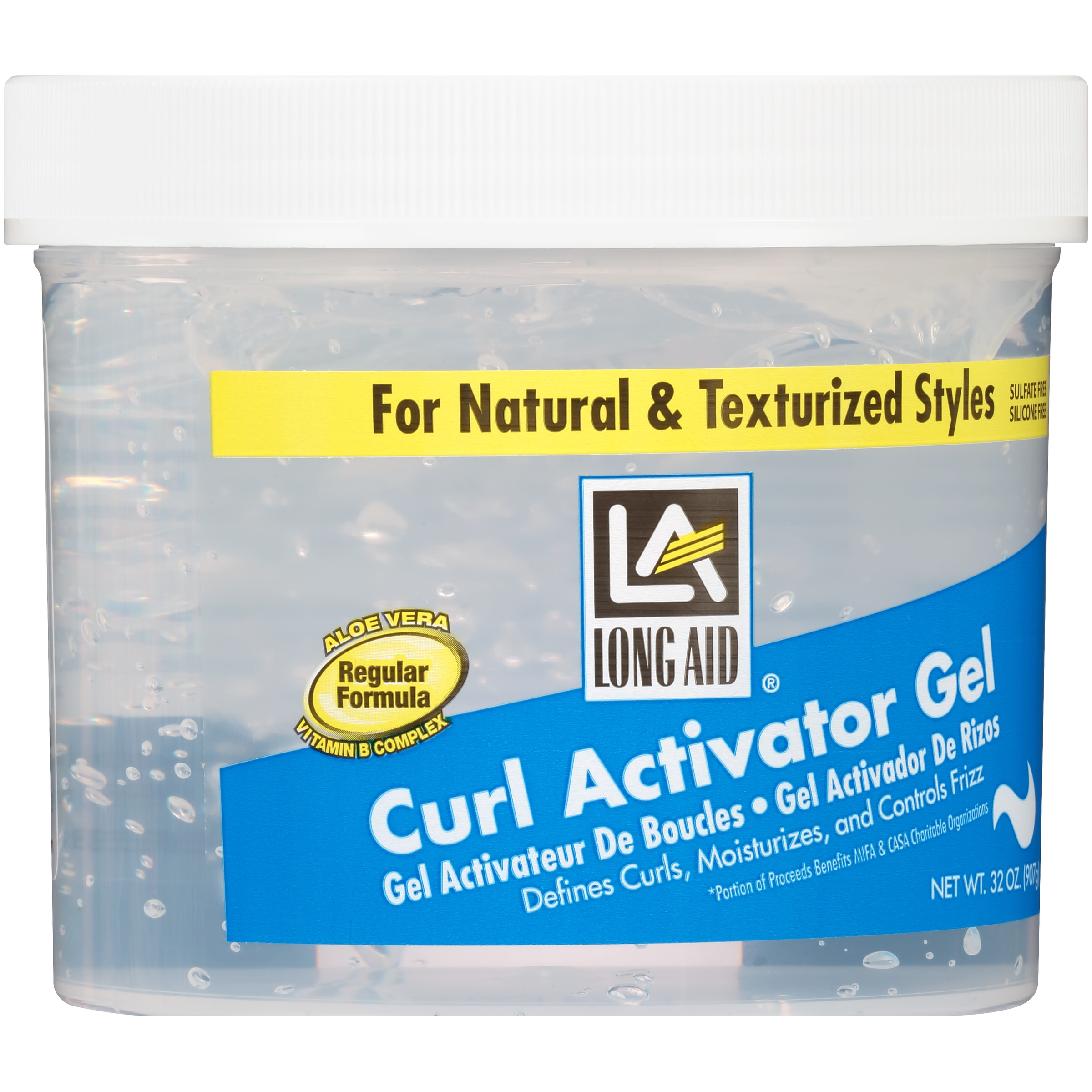 Long Aid Activator Gel, 32 oz