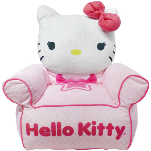 Hello kitty table and chair set with storage for Table exterieur hello kitty