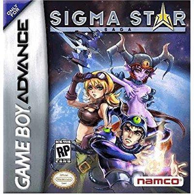 Namco Sigma Star Saga