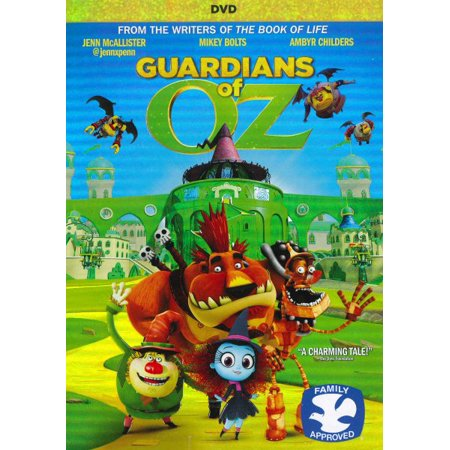 Guardians of Oz (DVD)
