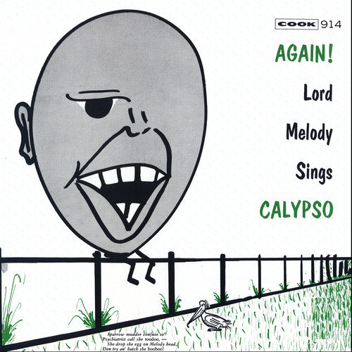 Again! Lord Melody Sings Calypso