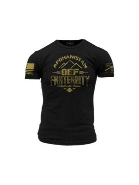 7f07e118 Product Image Grunt Style Men's OEF Tee Shirt, Medium,