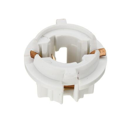 P21W Rear Tail Light Lamp Bulb Socket Holder Fit For  7 Series X5 E53 E70 E65 X3 E83 63216943036 ABS Plastic US