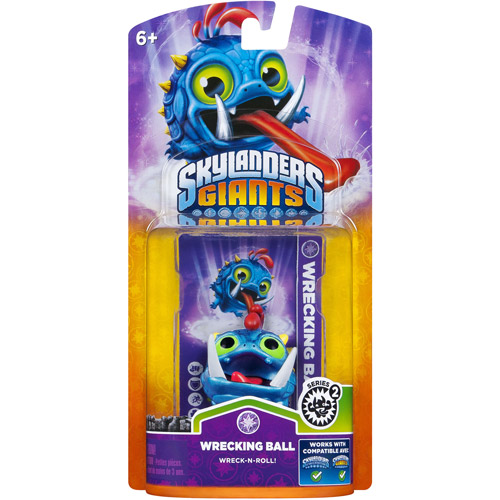 Skylanders Giants: Wrecking Ball (Series 2) (Universal)
