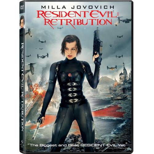 Resident Evil: Retribution (With INSTAWATCH) (Widescreen)