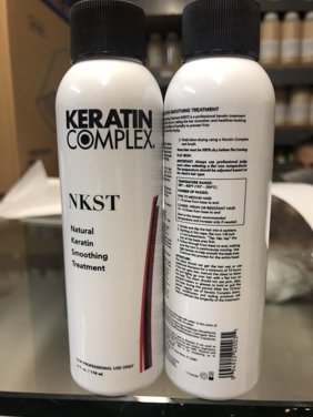 Keratin Complex Natural Keratin Smoothing Treatment, By Keratin - 4 Oz Treatment
