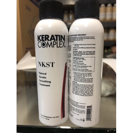 Keratin Complex Natural Keratin Smoothing Treatment, By Keratin - 4 Oz