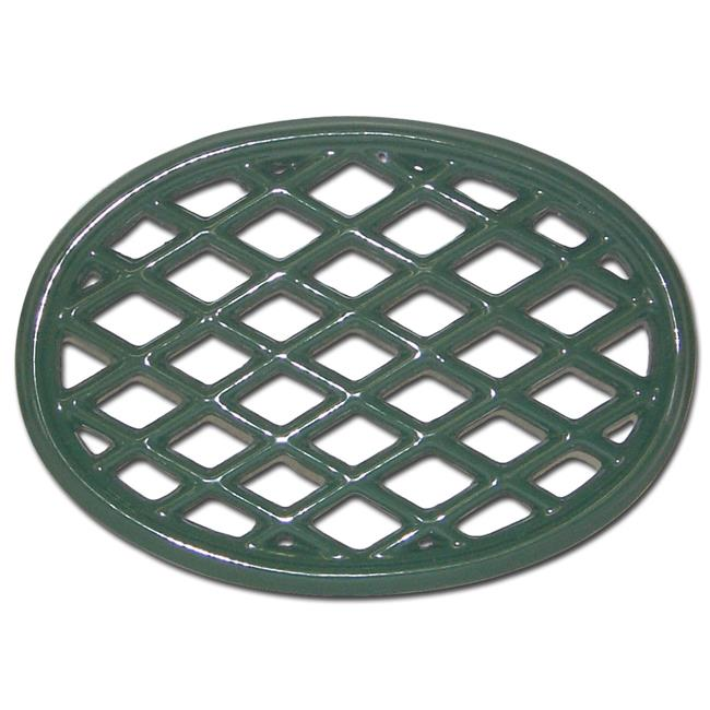 John Wright 33343 Forest Green Lattice Trivet - image 1 de 1