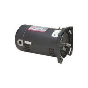 - AO Smith 1 HP 2 Speed Square Flange Replacement Motor SQS1102R