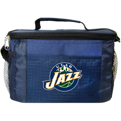 Utah Jazz 6-Pack Cooler Bag