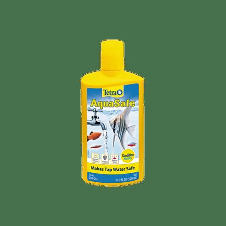 Tetra Aquasafe Fish Tank Water Conditioner 169 Oz Walmart