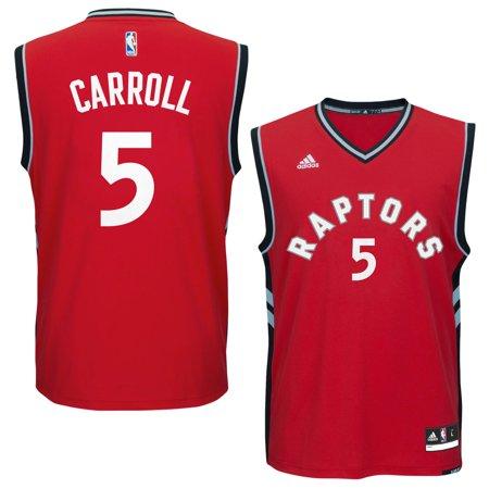 info for 6a9a1 7e2f2 DeMarre Carroll Toronto Raptors NBA Swingman Replica Jersey - Red | Walmart  Canada