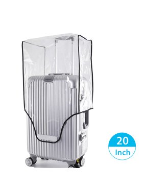 Product Image TSV Travel Luggage Cover Protector Suitcase Dust Proof Bag Anti Scratch Translucent