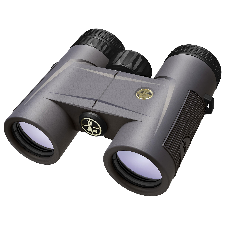 Leupold BX-2 Tioga HD Binocular 8x32mm, Roof Prism, Shadow Gray