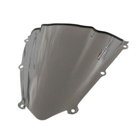Sportech - 45491042 - V-Flow Tint Series Windscreen, Smoke