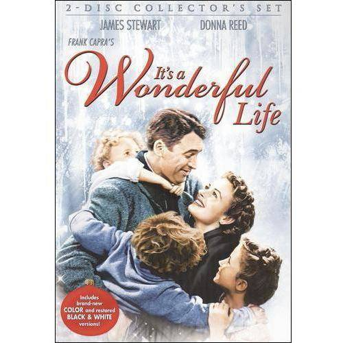 It's A Wonderful Life (Colorized/Black & White) (2-Disc Collector's Set) (Full Frame)